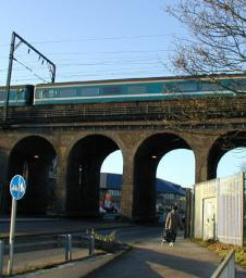 Chelmsford Rail bridge