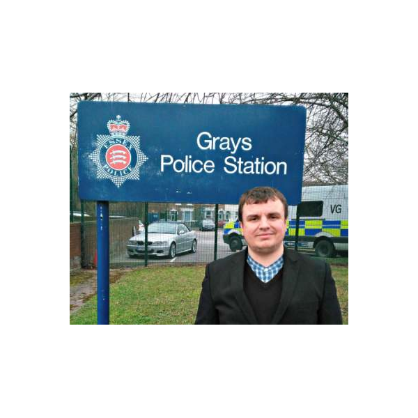 Kevin McNamara for Essex Police & Crime Commissioner