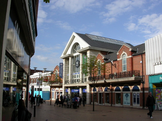 Chelmsford City Centre