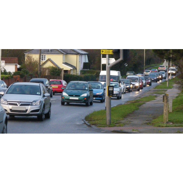 Traffic Rainsford Road