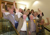 Lib Dems celebrate winning in north Chelmsford