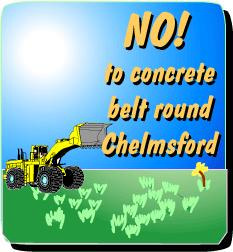 Bulldozers on green fields