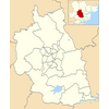 Ward Map (Contains Ordnance Survey data © Crown copyright and database right [CC-BY-SA-3.0 (http://creativecommons.org/licenses/by-sa/3.0)], via Wikimedia Commons)