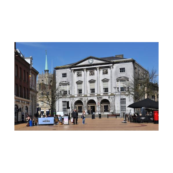 Picture of Shire Hall, Chelmsford (From Chelmsford Weekly News)