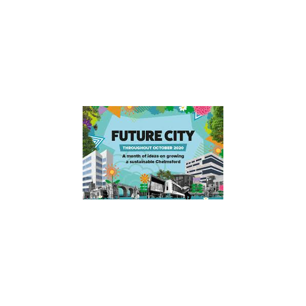 Future City - Chelmsford festival logo (Chelmsford City Council)